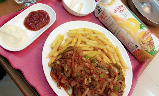 My Hilarious Review of Chicken & Chips at Oriental Hotel, Lagos