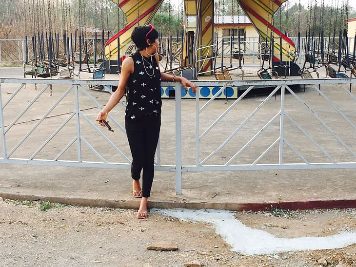 Trans amusement park