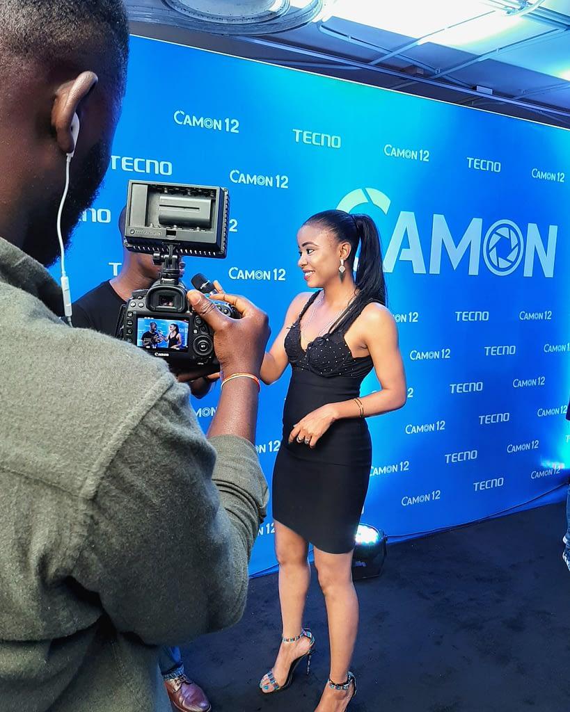 Tecno Camon 12 Launch