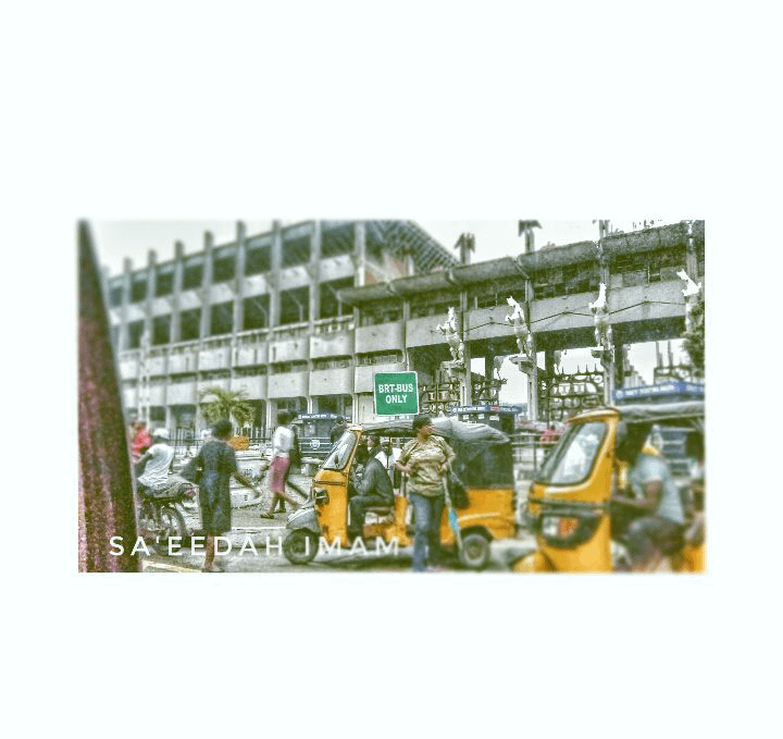 What is Your Lagos Story