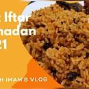 Last Iftar Ramadan 2021