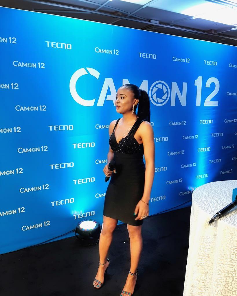 Tecno Camon 12