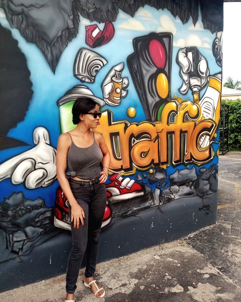 The Traffic Bar, Ikoyi