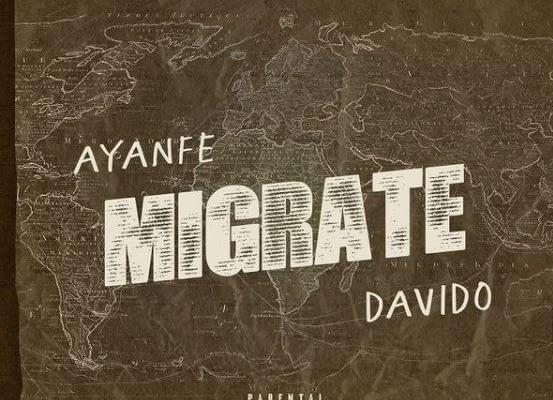 Ayanfe Davido - Migrate