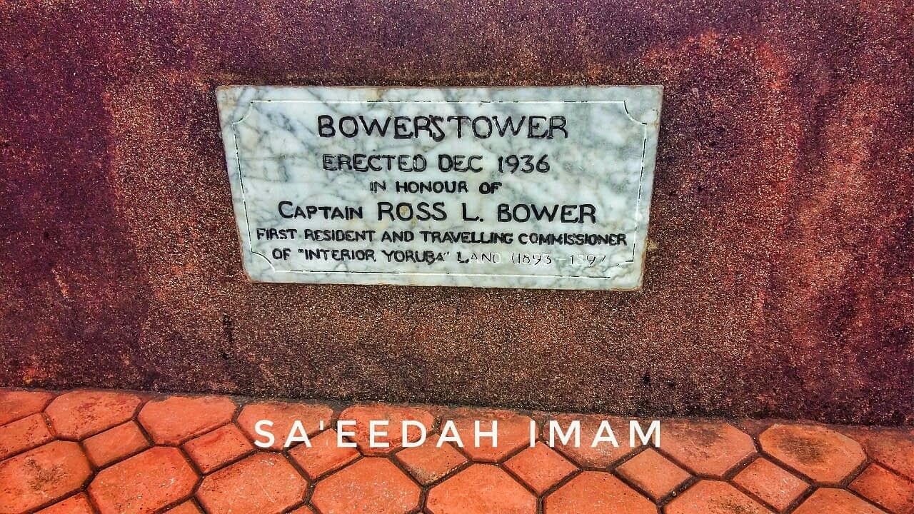 Bower's Tower